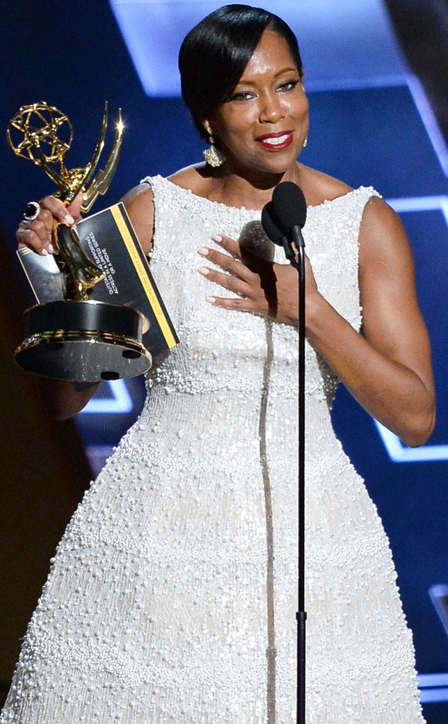 Regina King, Emmy Awards 2015, Show
