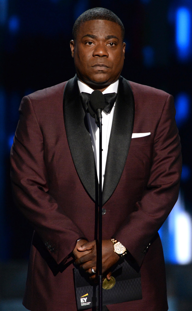 Tracy Morgan, Emmy Awards 2015