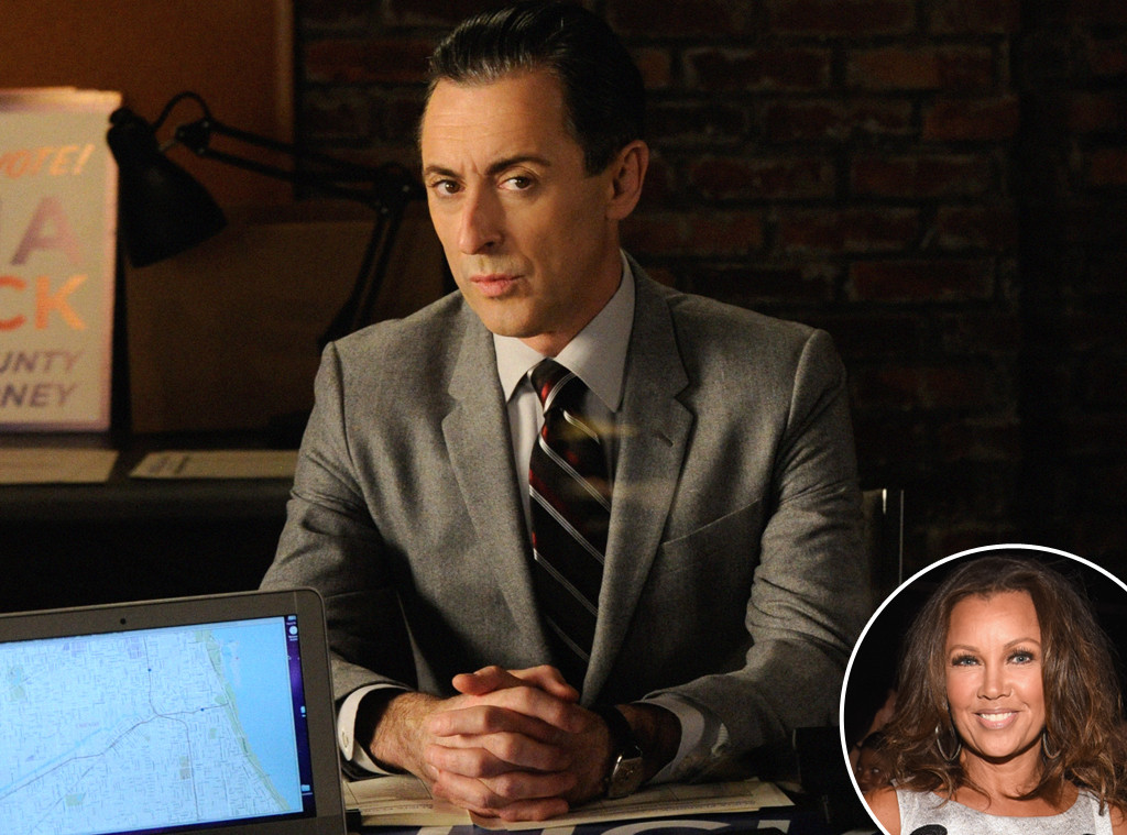 Alan Cumming, The Good Wife, Vanessa Williams