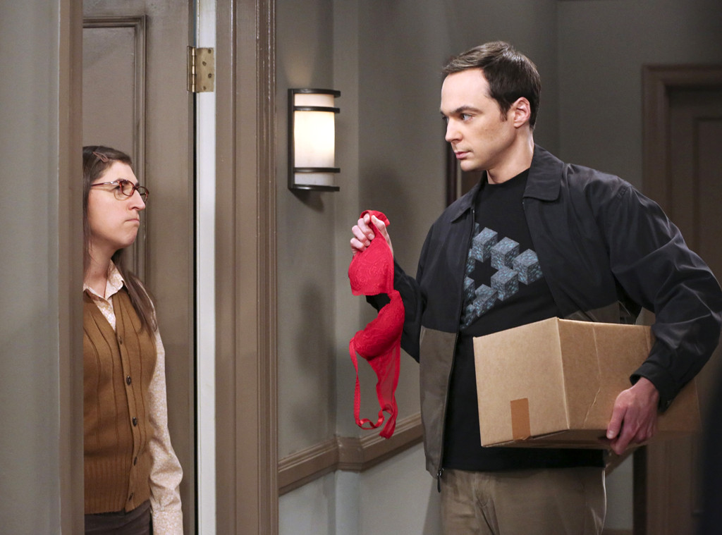 The Big Bang Theory, Jim Parsons, Mayim Bialik