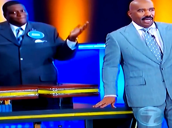 Hilarious Family Feud Answer Leaves Steve Harvey Speechless: Watch Now!