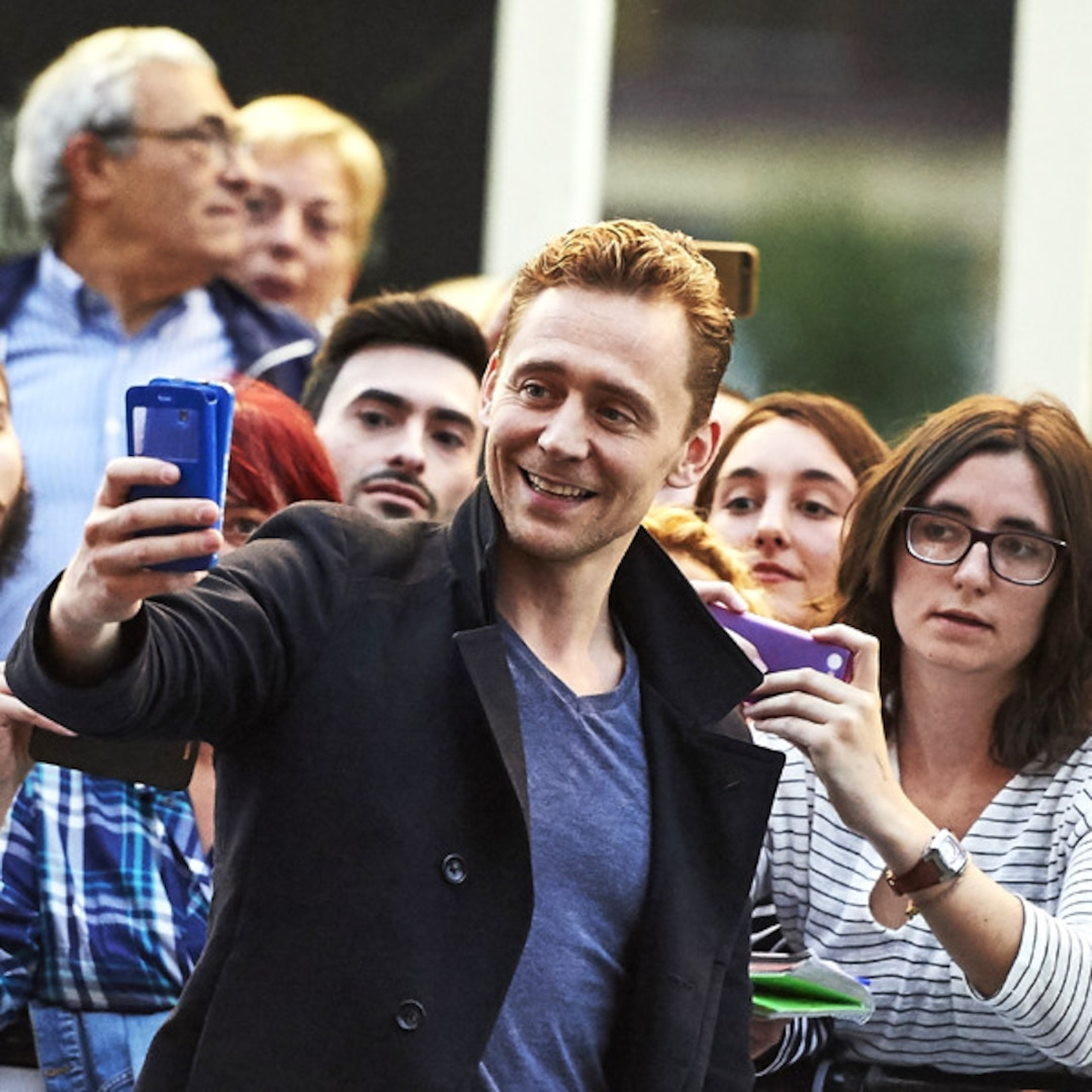 Tom Hiddleston Shirtless Moments   POPSUGAR Celebrity