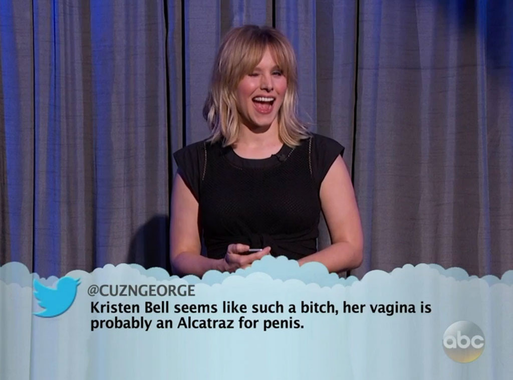 Jimmy Kimmel Live, Mean Tweets