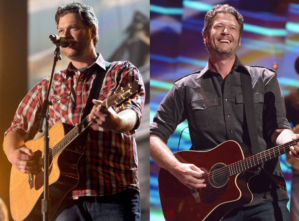 Blake Shelton, Weight Loss