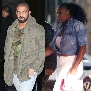 Drake serena william dating simulator