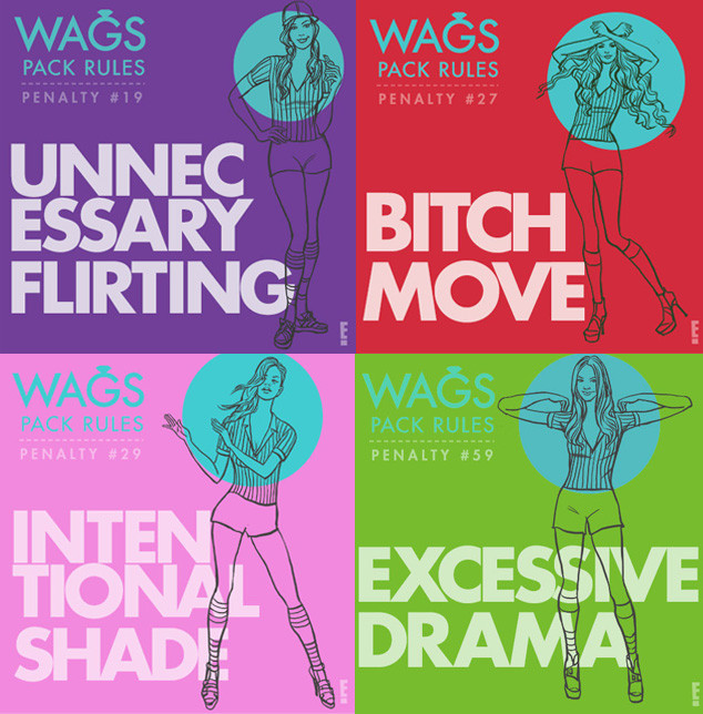 WAGS Pack Rules
