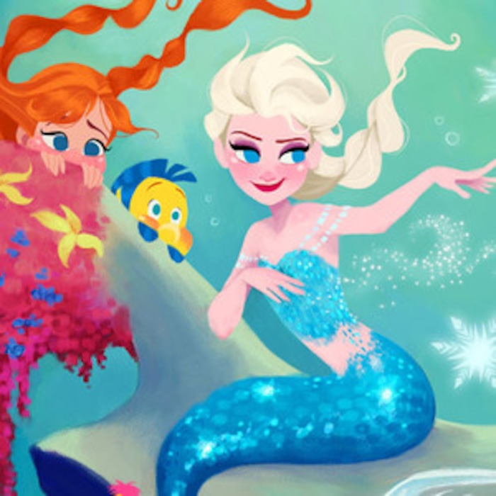 Alternate reality disney princesses swap lives and wardrobes e news thecheapjerseys Choice Image