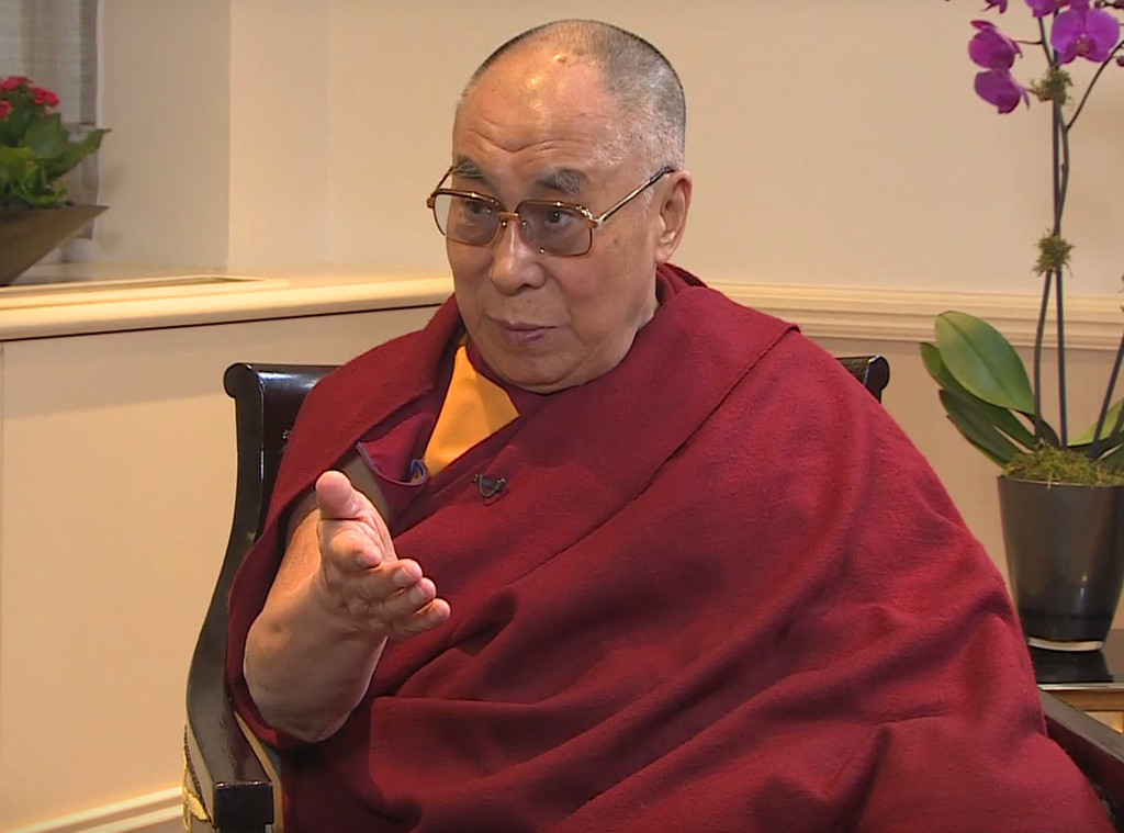 Dalai Lama, BBC Interview