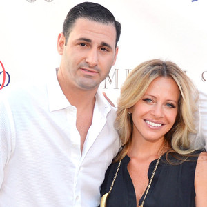 Real Housewives of New Jersey Star Dina Manzo and Boyfriend Dave Cantin Brutally Beaten During Home Robbery