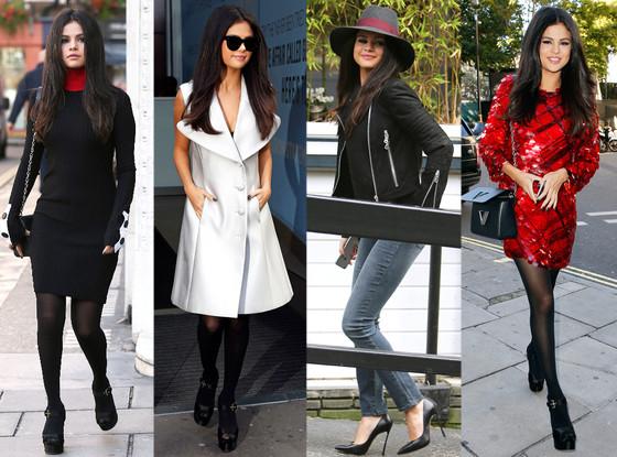 Selena Gomez, Street Style