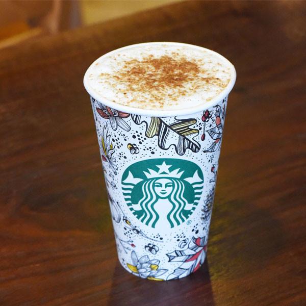 Starbucks, Toasted Graham Latte
