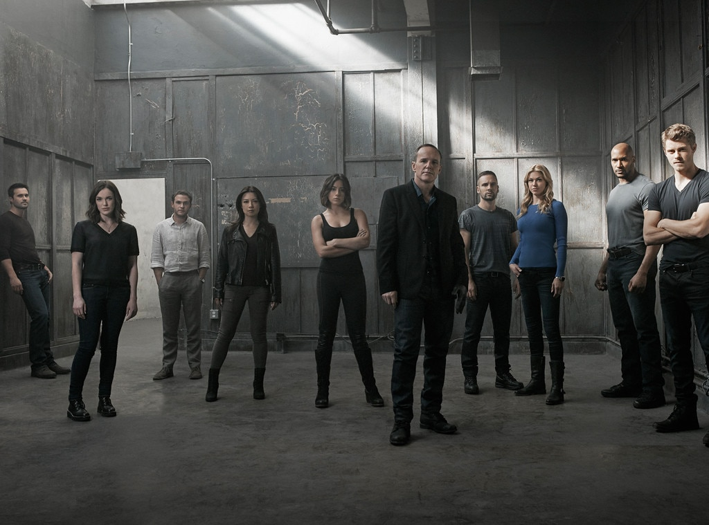 Agents of S.H.I.E.L.D., Agents of SHIELD