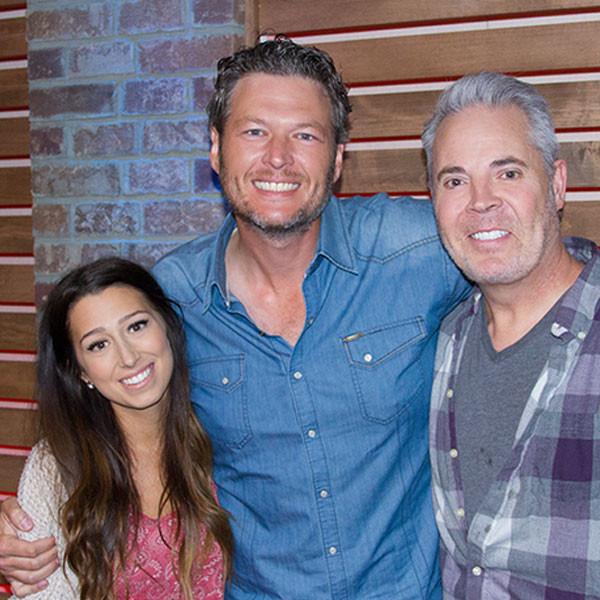 Blake Shelton, America's Morning Show