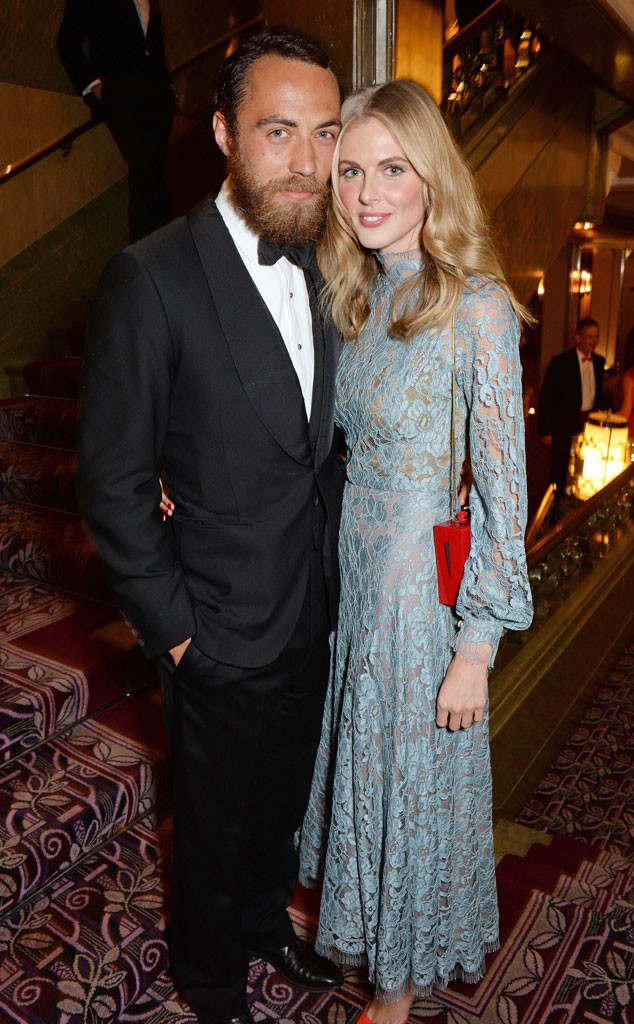 James Middleton, Donna Air