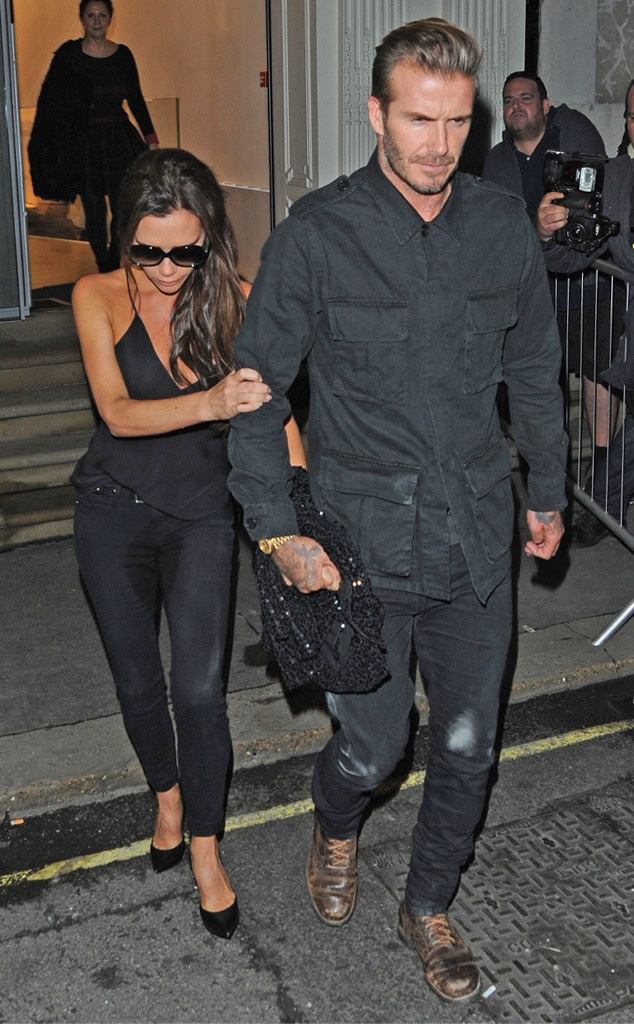 How David And Victoria Beckham S Marriage Survived All That Scandal E Online Ap