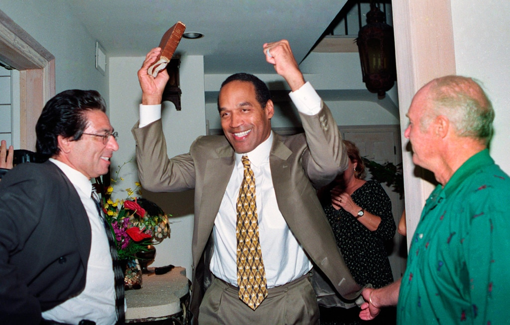 8 Oj Had A Blowout Party To Celebrate His Verdictand The Lapd