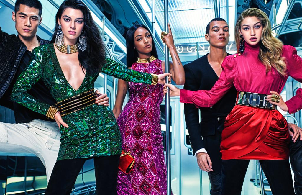 2045b84f Balmain x H&M, Gigi Hadid, Kendall Jenner, Designer Collaborations