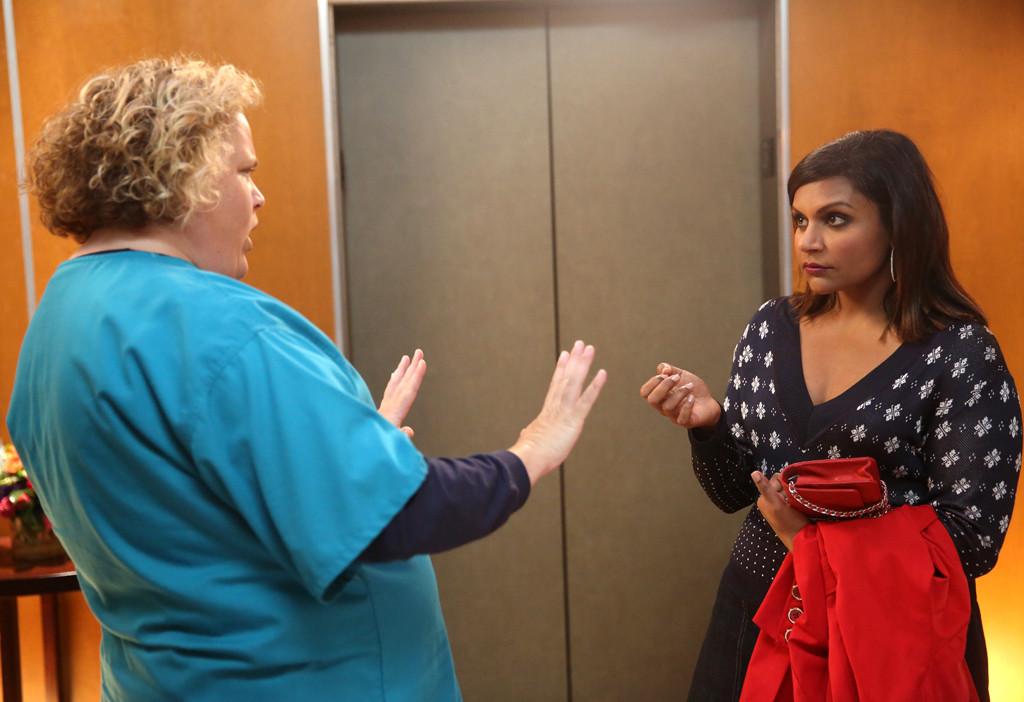 The Mindy Project, Fortune Feimster