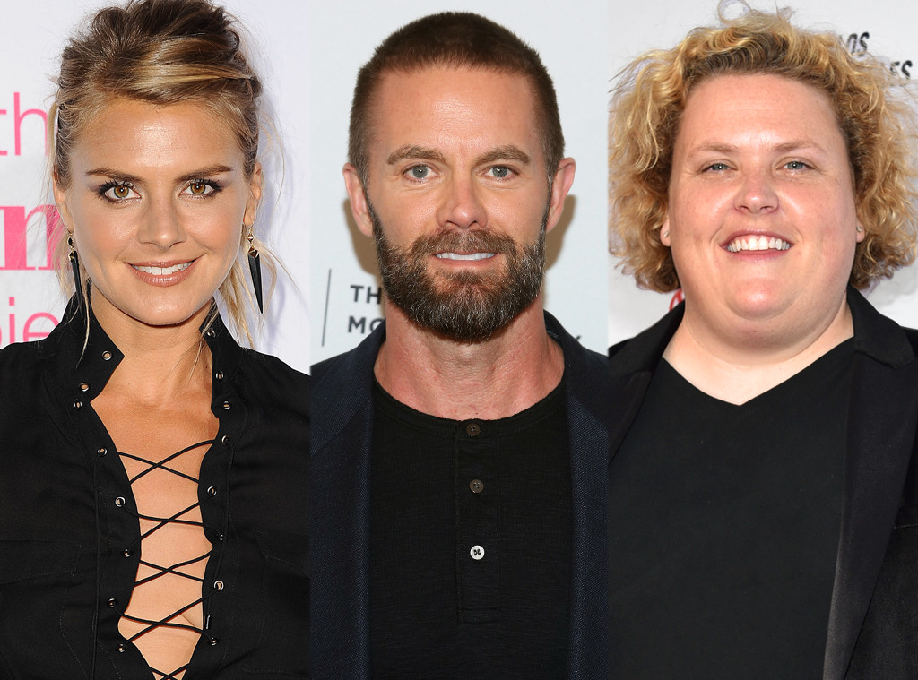Eliza Coupe, Garett Dillahunt, Fortune Feimster, Mindy Project