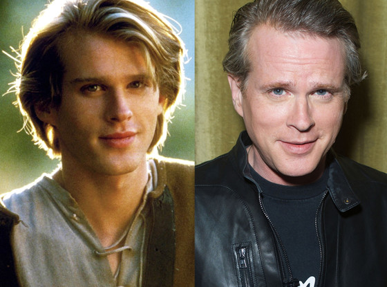 The Princess Bride, Cary Elwes