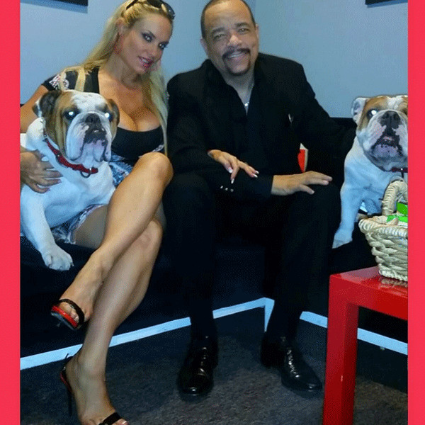 Ice-T, Coco, Instagram