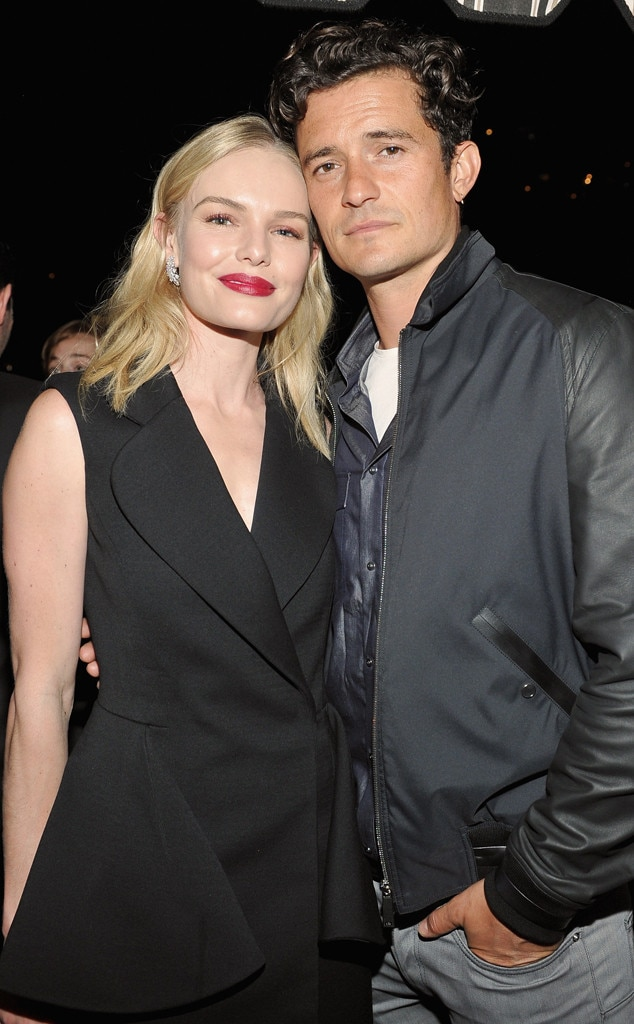 Kate Bosworth, Orlando Bloom, 2015