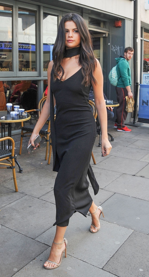 London Calling from Selena Gomez's Best Looks