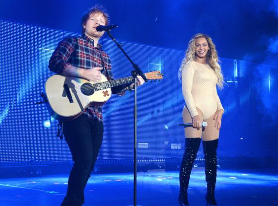9e5d77098a2 Beyoncé Duets With Ed Sheeran