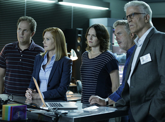 CSI Series Finale: 49 Thoughts You Have When the First Episode You