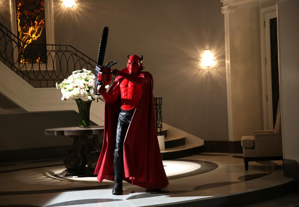 Scream Queens, The Red Devil
