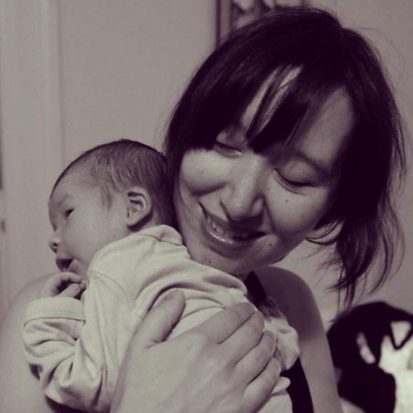 Karen O, Birth Announcement, Instagram
