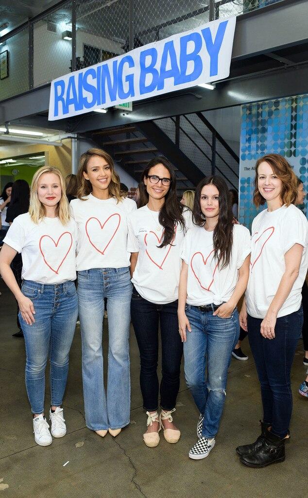 Kristen Bell, Jessica Alba, Jordana Brewster, Rachel Bilson, Rosemarie DeWitt