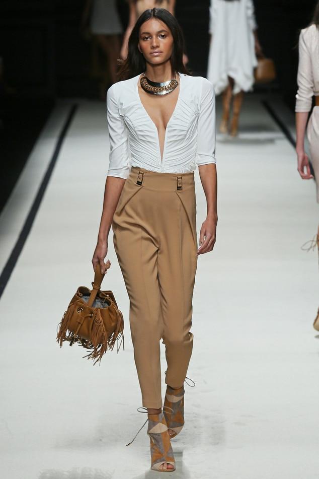 MFW, Best Looks, Elisabetta Franchi Runway