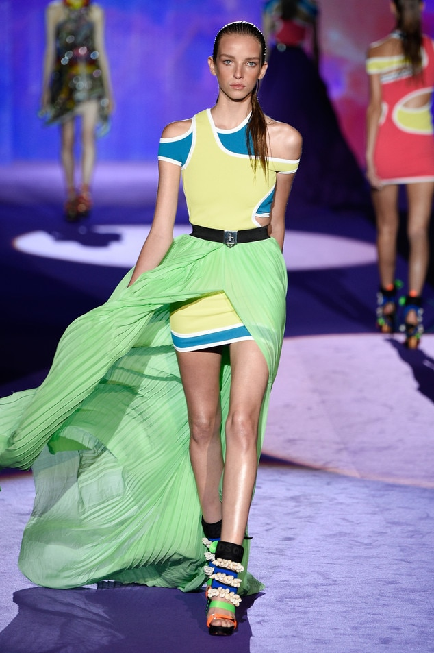 MFW, Best Looks, DSquared2 Runway