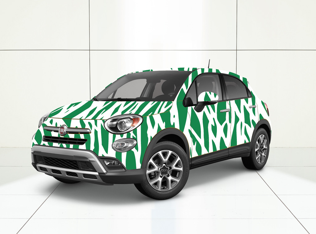 Fiat 500X Crossover >> House Of Dvf S Fiat 500x Crossover Contest Is Down To The