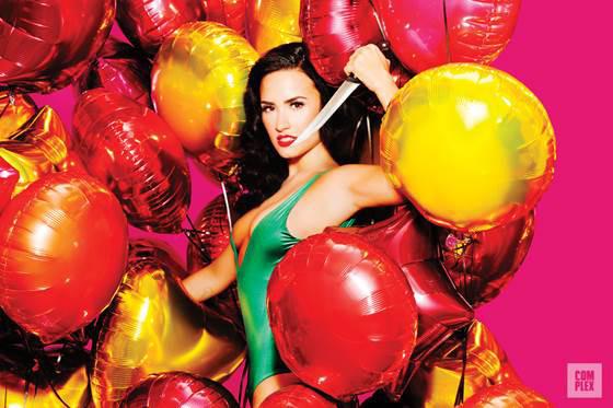 Demi Lovato, Complex Magazine