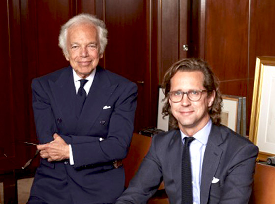 d7f6ca4cc503 Ralph Lauren Is Stepping Down as CEO of His Fashion Empire—All the Details!