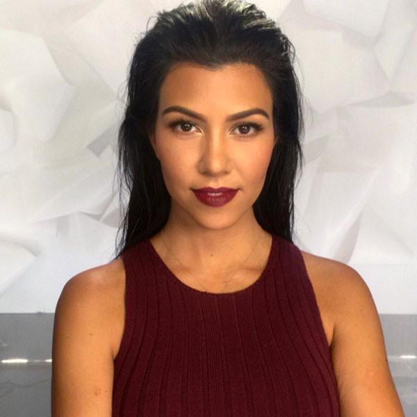Kourtney Kardashian, Lips