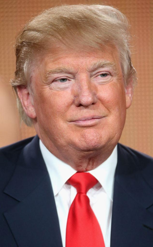 Donald Trump, Celeb body parts