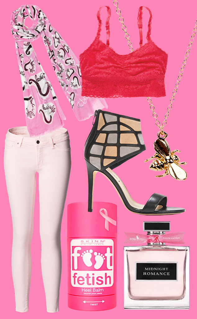 BCA, Breast Cancer Awareness Products
