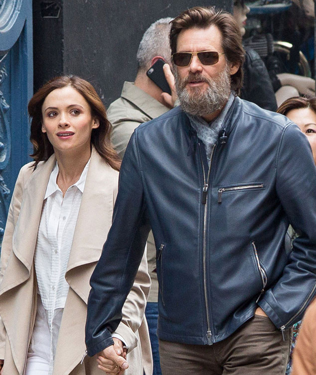 Jim Carrey's Girlfriend Cathriona White Left Suicide Note Apologizing to Actor Before Her Death