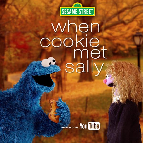 Sesame Street, When Cookie Met Sally