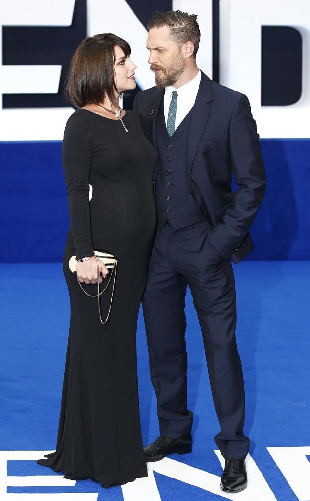 Tom Hardy, Charlotte Riley