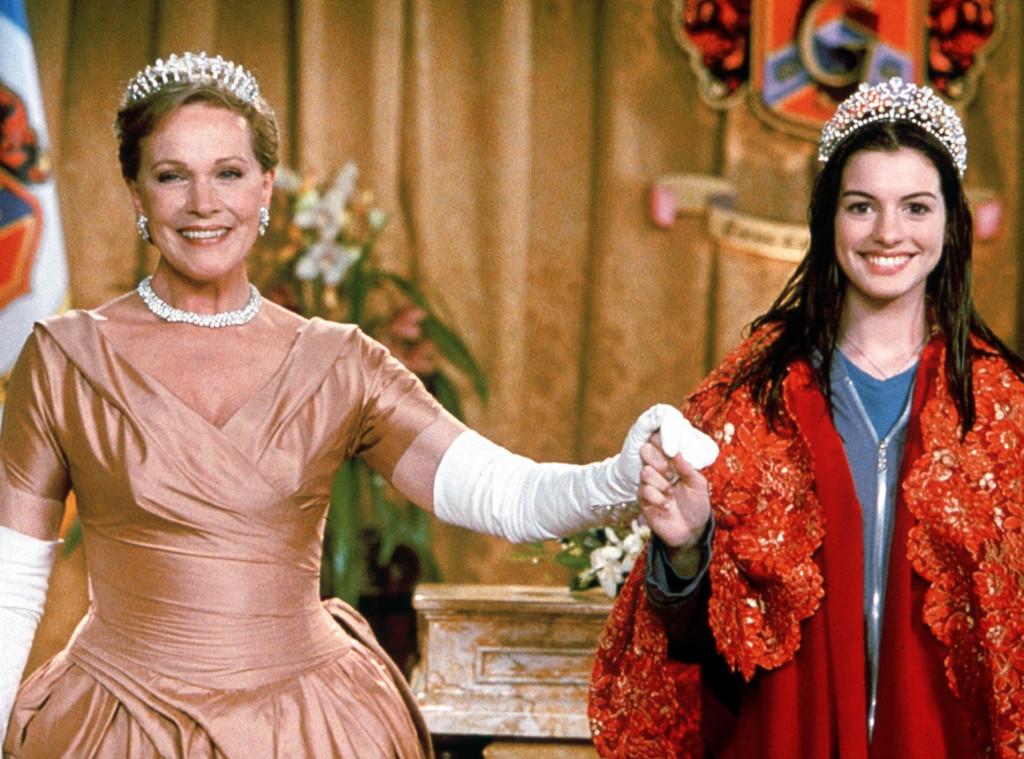 Julie Andrews, The Princess Diaries movie still