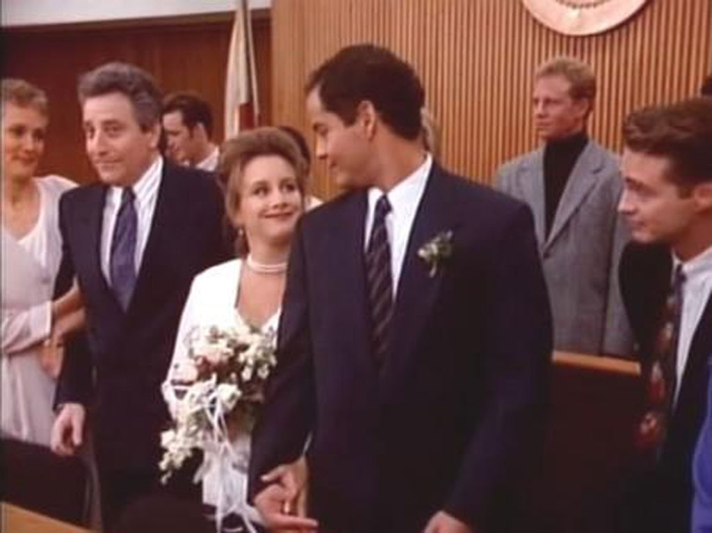 Gabrielle Carteris, Mark D. Espinoza, 90210 Couples