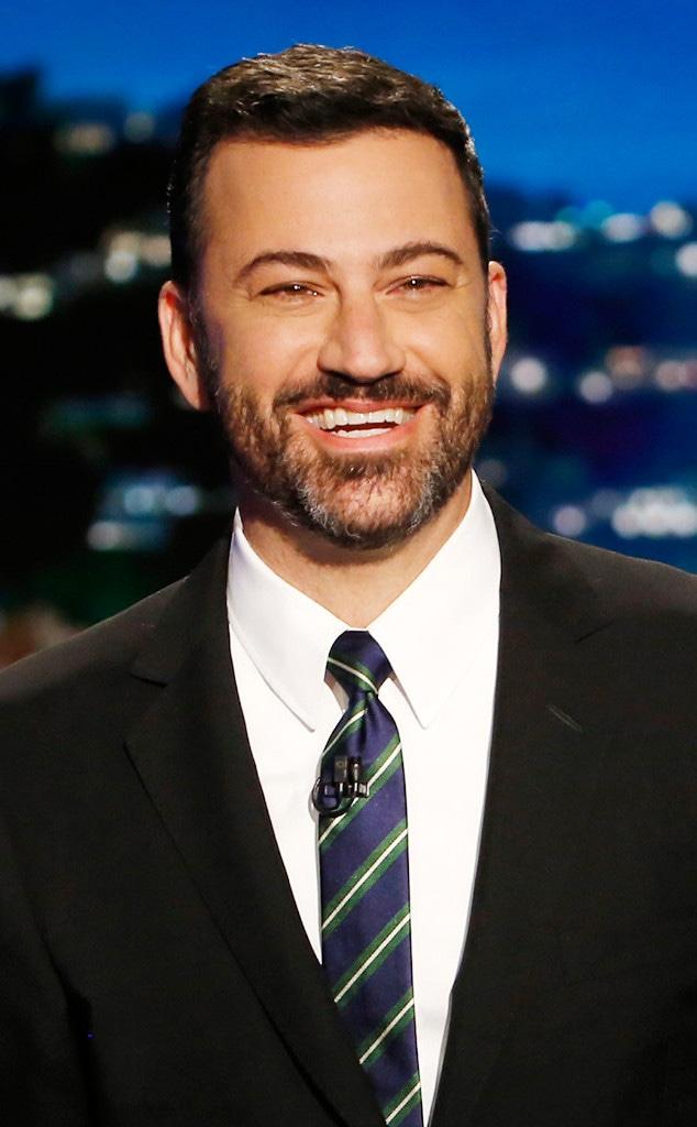 Jimmy Kimmel, Beard