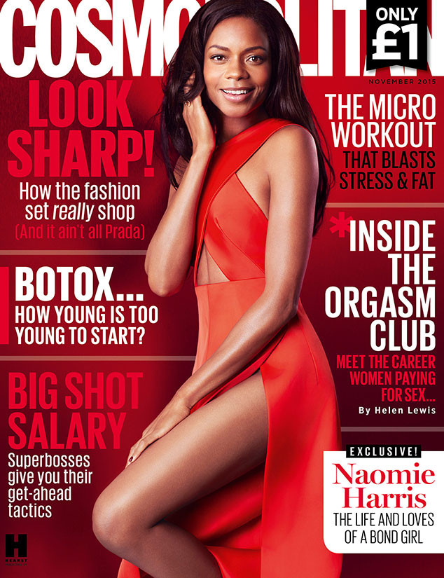 Naomie Harris, Cosmopolitan U.K.