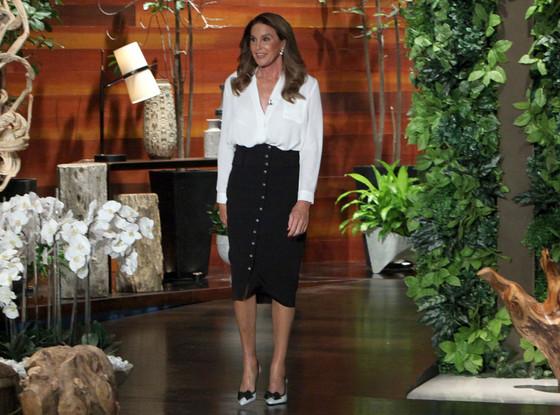 Caitlyn Jenner, Ellen DeGeneres