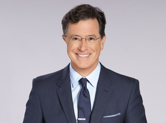 Stephen Colbert, THE LATE SHOW with STEPHEN COLBERT