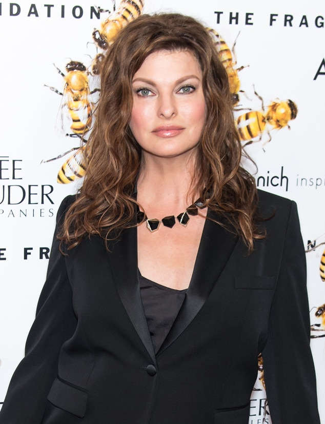 linda evangelista now from supermodels then and now e. Black Bedroom Furniture Sets. Home Design Ideas